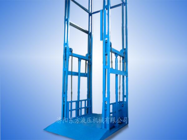 液压货梯(无地坑)